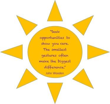 seek opportunities